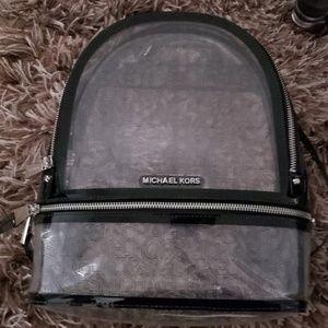 Michael Kors backpack NWT
